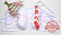 Бюстгальтер - топ х/б для девочек ( без косточек), фото 1