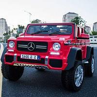 Детский электромобиль Mercedes M 4000EBLR-3