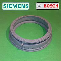 Гума люка з соском для пральної машини Bosch, Siemens, Pitsos, Profilo, Constructa, Lynx