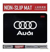Антискользящий коврик в машину Anti-Slip Pad AUDI Black