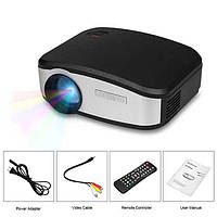 Портативний мультимедійний LED проектор Full HD C6TV