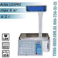 Весы с печатью этикетки Aclas LS5 (LS5PRX 6кг)