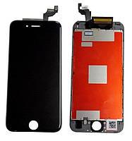 Дисплей iPhone 6s чёрный | LCD экран, тачскрин, стекло | Модуль в сборе