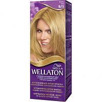 Крем-краска для волос Wellaton стойкая 9/1 Жемчуг (4056800023202)