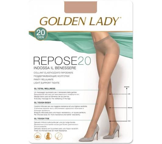 Колготки Golden Lady REPOSE 20 den, фото 2