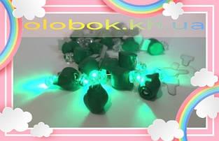 Светодиод зеленый
