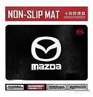 Антискользящий коврик в машину Anti-Slip Pad Mazda Black