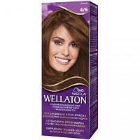 Крем-краска для волос Wellaton стойкая 4/6 Бургунди (4056800023042)