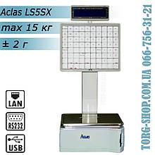 Ваги самообслуговування Aclas LS5 (LS5SX 15кг)