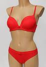 Комплект нижнего белья женский Balaloum Балалум 9365 красный, фото 3