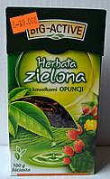 Чай Big-Active Herbata zielona Opuncjа 100г