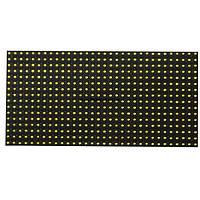 Дисплей светодиодный P10 желтый уличный (outdoor), фото 1