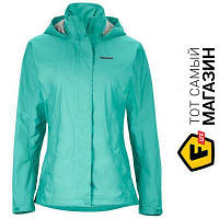 Куртка Marmot Women`s PreCip Jacket куртка жіноча, Teal Tide, XS (46200.3677-XS)