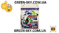 ARIEL Стиральный порошок для белья Ариель Lenor универсальный 10 кг 128 стирок коробка