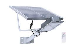 Светильники уличные на солнечной батарее