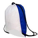 """Рюкзак-мешок с надписью """"Не стой над душой"""", фото 3"""