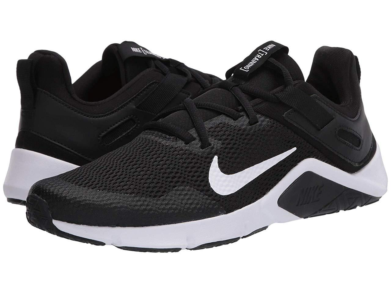 Кроссовки/Кеды Nike Legend Essential Black/White/White
