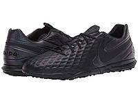 Кроссовки/Кеды Nike Legend 8 Pro TF Black/Black, фото 1