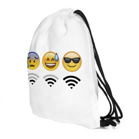 Рюкзак-мешок с прикольными картинками
