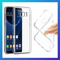 Samsung Galaxy S8 \ G950 чехол защитный чохол Transparent