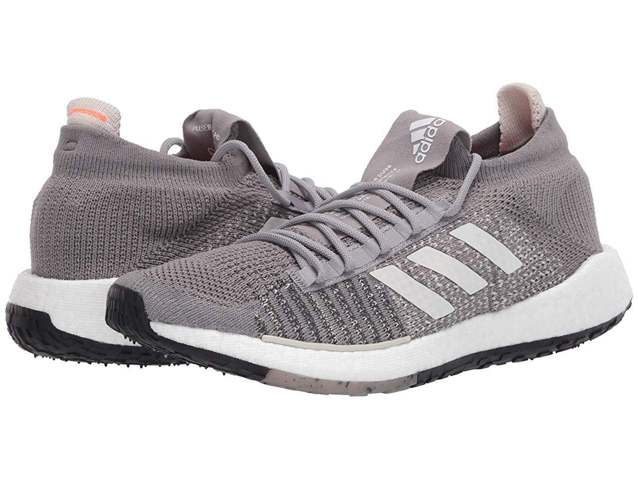 Кроссовки/Кеды (Оригинал) adidas Running PulseBOOST HD Dove Grey/Footwear White/Alumina