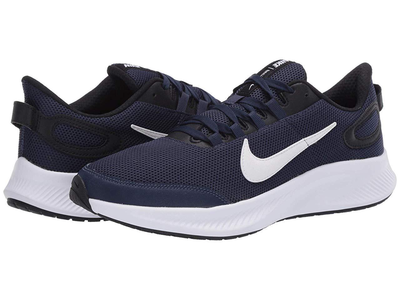 Кроссовки/Кеды Nike Run All Day 2 Midnight Navy/White/Black