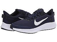 Кроссовки/Кеды Nike Run All Day 2 Midnight Navy/White/Black, фото 1