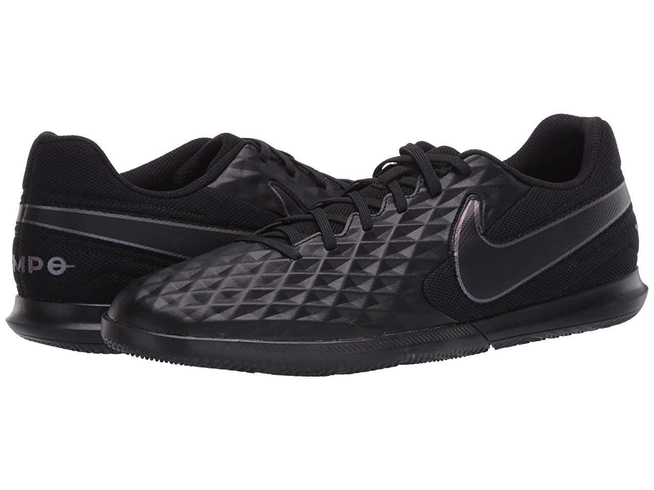 Кроссовки/Кеды Nike Legend 8 Club IC Black/Black