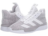 Кроссовки/Кеды adidas Pro Next 2019 Footwear White/Grey Two/Core Black, фото 1