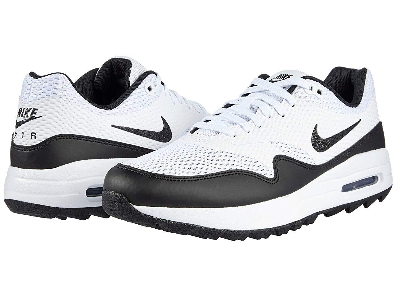 Кроссовки/Кеды Nike Golf Air Max 1G White/Black