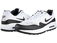 Кроссовки/Кеды Nike Golf Air Max 1G White/Black, фото 1