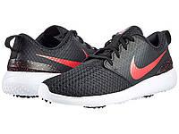Кроссовки/Кеды Nike Golf Roshe G Black/University Red/White, фото 1
