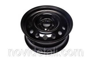 Диск колесный 14x5,5  4x100    ET35 DiA 57,1 (в упак.) черный
