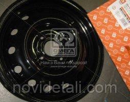 Диск колесный 14х5,5 4x100 Et 45 DIA 56,56 CHEVROLET AVEO черный
