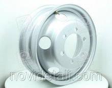 Диск колісний 16Н2х5,5J ГАЗ 3302, IVECO (круглі отв.)