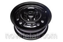 Диск колісний 16х6,5 5х114,3 ET45 DIA 60,1 (в упак.) чорний