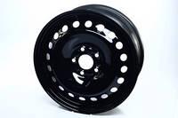 Диск колесный 16х6,5; 5х108; ET52,5; DIA63,4 Ford черн. (в упак.)