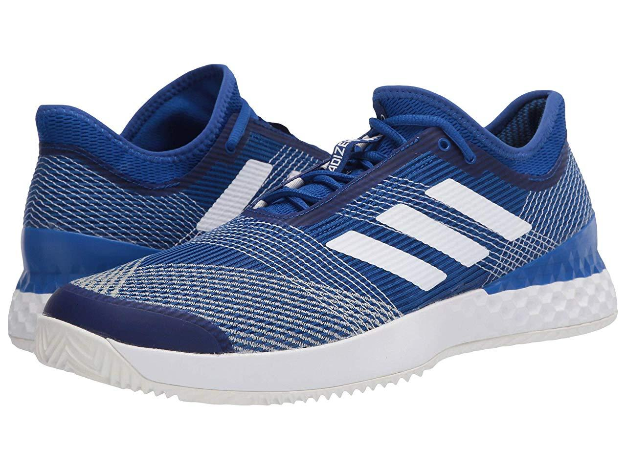 Кроссовки/Кеды adidas Adizero Ubersonic 3 Clay Team Royal Blue/Footwear White/Off-White