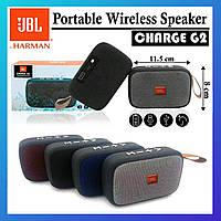 Портативная Bluetooth колонка TABLE PRO G2, беспроводная блютуз колонка