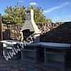 Камин барбекю уличный «Сицилия в комплекте», фото 3