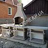 Камин барбекю уличный «Сицилия в комплекте», фото 4