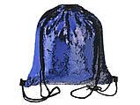 Рюкзак с красными паетками, фото 4