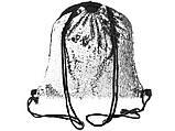 Рюкзак с красными паетками, фото 5