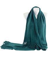 Женский зеленый шарф TRAUM (2492-08)