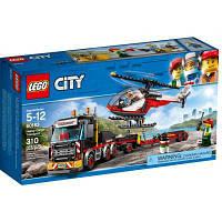 Конструктор LEGO City Перевозка тяжелых грузов (60183)