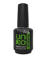 UNO Rubber LED/UV Base Каучуковая база 15мл