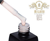 Гель лак MILANO  10ml № 022