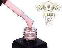 Гель лак MILANO  10ml № 024