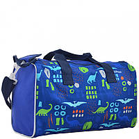 Спортивная детская сумка YES 34х20х16 см 11 л для мальчиков Dinosaurs (555567)