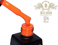Гель лак MILANO  10ml № 124